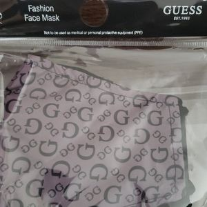 Guess face mask